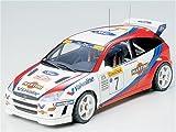 タミヤ 1/24 スポーツカーシリーズ No.217 フォード フォーカス WRC プラモデル 24217