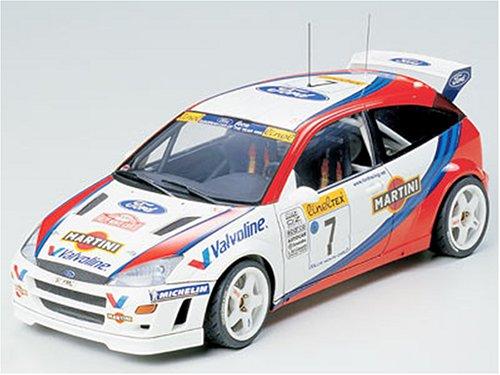 1/24 スポーツカーシリーズ フォード フォーカス WRC