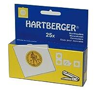 Lindner 8331040HARTBERGER ® -coin holders-packの1000