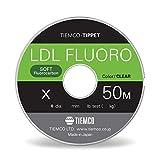 ティムコ(TIEMCO) ティペット LDL フロロティペット 5X 0.8号 50m 4.6kg 2.1lb