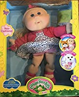 Cabbage Patch Kids – - Becca Harper --ブロンドヘア、Blue Eyed Girl W / Polka Dotドレス