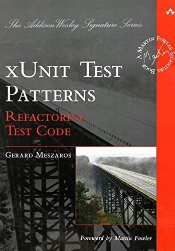 xUnit Test Patterns: Refactoring Test Code (Addison-Wesley Signature Series (Fowler))の詳細を見る