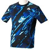 (アディダス)adidas RC Tシャツ 2 HR150 P26057 ブラック/ブルービューティーF10 O