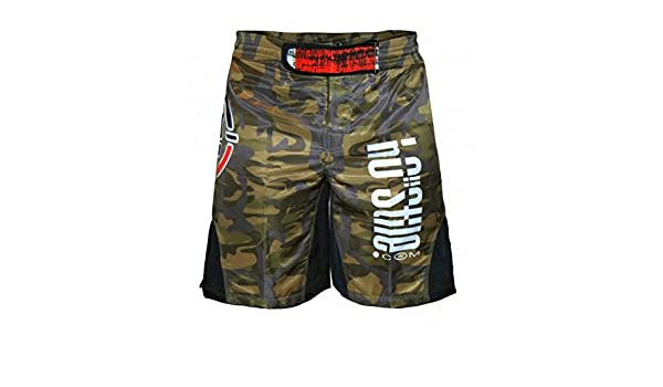 2.0 Fight Shorts Kill The Burpee Camouflage
