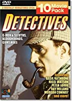 Detectives: G-Men & Sleuths Bloodhounds Gumshoes [DVD] [Import]