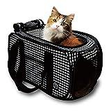 猫壱 ポータブルキャリー 使わないときはコンパクトに収納できます