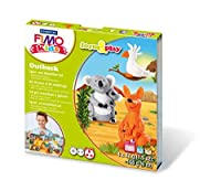 Staedtler 8034 23 LYフォーム&プレイセットBug Buddy Fimo Kids