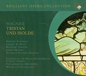 ワーグナー:楽劇「トリスタンとイゾルデ」全曲(4枚組)