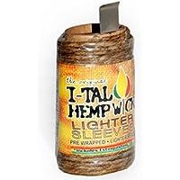 I-Tal Hempwick Lighter Sleeves
