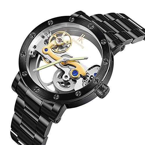 IK Colouring 腕時計 IK-HERCULES K006SBL メンズ