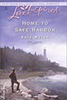 Home to Safe Harbor (Love Inspired Large Print)