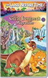 The Land Before Time X - The Great Longneck Migration (Spanish) (2003) - Dubbed in Spanish [VHS] [Import]