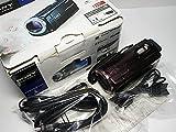 ソニー SONY HDビデオカメラ Handycam CX270V ボルドーブラウン