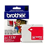Brother LC51MS Magenta Ink Cartridge by Brother
