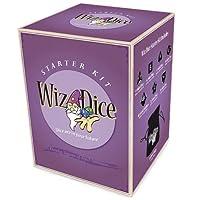Wiz Diceデラックススターターキット–Includes 50ベルベットポーチ