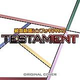 TESTAMENT 戦姫絶唱シンフォギアAXZ ORIGINAL COVER