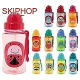 スキップホップ / SKIP HOP Zoo Straw Bottle(:、種類:Ladybug) [並行輸入品]
