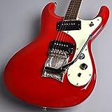 mosrite Super Excellent/Ferrari Red エレキギター モズライト