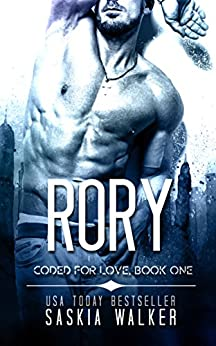 Rory: A Stepbrother Romance (Coded For Love Book 1) by [Walker, Saskia]