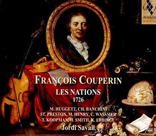 Les Nations 1726 -Sacd-