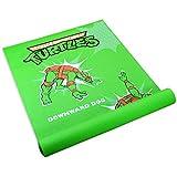 Nickelodeon Teenage Mutant Ninja Turtles Kids Yoga Mat Play Pad - Retro Michelangelo