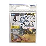 OWNER(オーナー) 刺牙グレX フック 4号 釣り針
