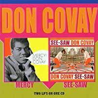 Mercy/See-Saw by DON COVAY (2000-11-14)