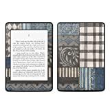 Amazon Kindle Paperwhite スキンシール【Country Chic Blue】