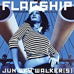 JUN SKY WALKER(S)「BOXER」のジャケット画像