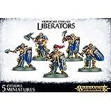 Warhammer Stormcast Eternals Liberators by Games Workshop [並行輸入品]