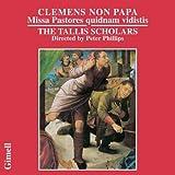 Clemens Non Papa: Missa Pastores quidnam vidistis by Clemens non Papa (Jacob Clement) (2004-03-08)