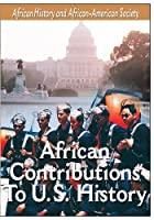 African-American History - African Contributions To US History【DVD】 [並行輸入品]