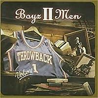 Throwback Vol.1 by Boyz II Men (2004-04-07)