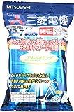 三菱電機 掃除機用抗アレルゲン抗菌消臭クリーン紙パック アレルパンチ 5枚入 MP-7