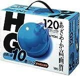 HG(VHS) T-120HGUX10BP