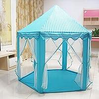 Pueri Princess Castle Play Tent Kids Children Playhouseゲームおもちゃハウス屋内と屋外の使用