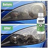 Best Price - 3 pieces X20ml Car Styling Paint Care Car Polish Lens Restoration Kit Headlight Agent Brightening Headlight Repair Lamp Renovation Agent