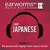 Earworms MBT Rapid Japanese: Includes Bonus Pdf Disc
