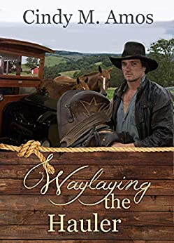 Waylaying the Hauler: Plunging Headlong into Romance by [Amos, Cindy M.]