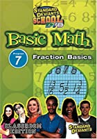 Standard Deviants: Basic Math 7 - Fraction Basics [DVD] [Import]