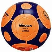 ミカサ フットサル検定球 オレンジ/ブルー Fリーグモデルレプリカ 一般/大学/高校/中学校用 FLL288-OB