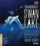 チャイコフスキー『白鳥の湖』 マリインスキー劇場バレエ、ゲルギエフ指揮、ロパートキナ、コルスンツェーフ(2006)【輸入盤】 画像