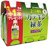 [トクホ]2つの働き カテキン緑茶 350ml×20本 プラス 4本プレゼント