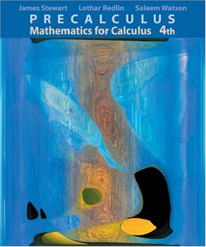 Download Precalculus With Infotrac: Mathematics for Calculus 0534434215