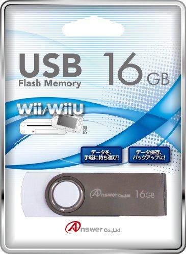 Wii U/Wii用 USBメモリー16GB