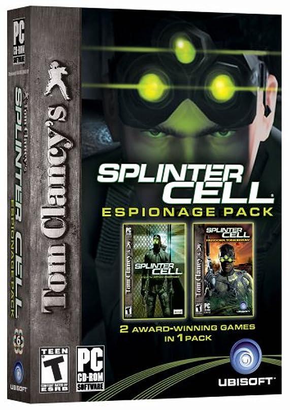 降伏望ましい動脈Tom Clancy's Splinter Cell: Espionage Pack (輸入版)