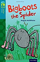 Oxford Reading Tree Treetops Fiction: Level 9 More Pack A: Bigboots the Spider by Angela McAllister(2014-01-09)