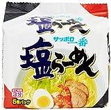 サッポロ一番 塩らーめん 5食×6個の商品画像
