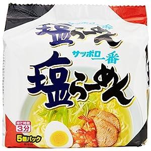 サッポロ一番 塩らーめん 5食×6個の関連商品3