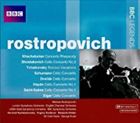 Various: Rostropovich